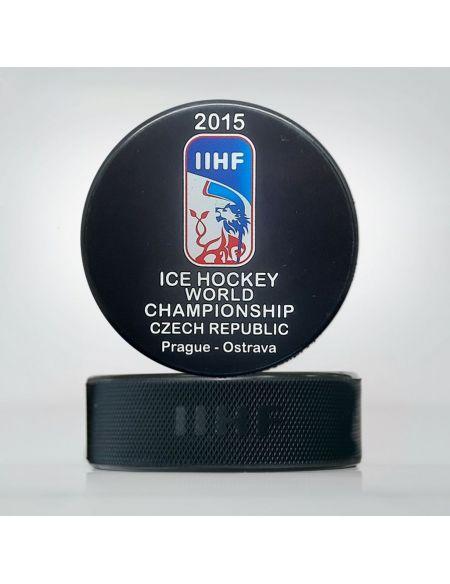 Puck Weltmeisterschaft 2015 Tschechische Republik WCC2015 Startseite KHL FAN SHOP – Hockey Fan Ausrüstung, Kleidung und Souve...