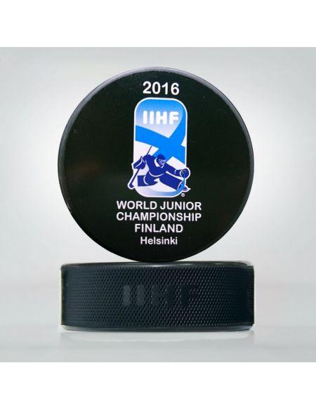 Шайба Молодежный Чемпионат мира 2016 Финляндия JWCF2016 Главная КХЛ ФАН МАГАЗИН – фанатская атрибутика, одежда и сувениры