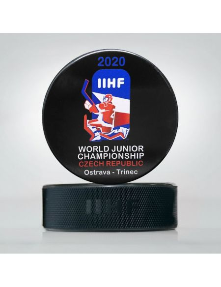 World Junior Championship 2020 Czech Republic puck JWCC2020 Home KHL FAN SHOP – hockey fan gear, apparel and souvenirs