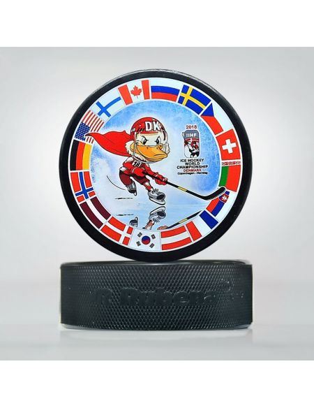 World Championship 2018 Denmark puck WCВM2018 Home KHL FAN SHOP – hockey fan gear, apparel and souvenirs