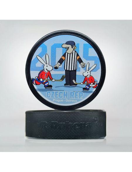Puck Weltmeisterschaft 2015 Tschechische Republik WCCM2015 Startseite KHL FAN SHOP – Hockey Fan Ausrüstung, Kleidung und Souv...