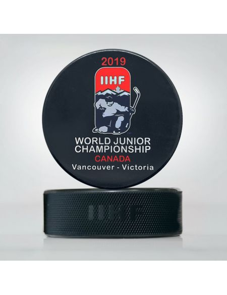Puck Junioren-Weltmeisterschaft 2019 Kanada JWCK2019 Startseite KHL FAN SHOP – Hockey Fan Ausrüstung, Kleidung und Souvenirs