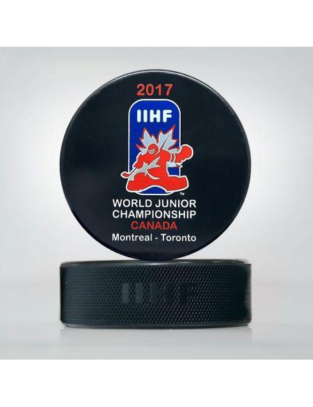 Шайба Молодежный Чемпионат мира 2017 Канада JWCK2017 Главная КХЛ ФАН МАГАЗИН – фанатская атрибутика, одежда и сувениры