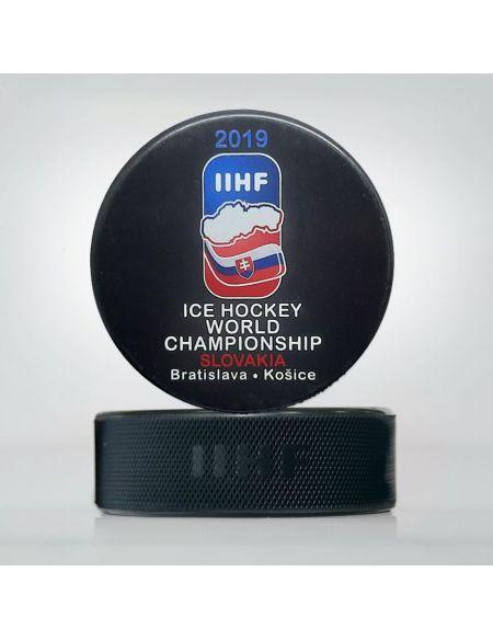 Шайба Чемпионат мира 2019 Словакия WCS2019 Главная КХЛ ФАН МАГАЗИН – фанатская атрибутика, одежда и сувениры