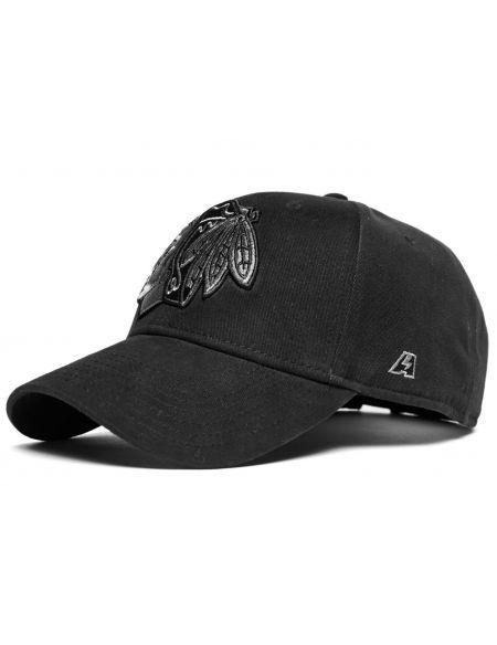 Бейсболка Chicago Blackhawks 28135 Chicago Blackhawks КХЛ ФАН МАГАЗИН – фанатская атрибутика, одежда и сувениры