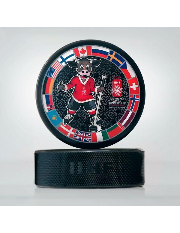 World Championship 2020 Switzerland puck WCSM2020 Home KHL FAN SHOP – hockey fan gear, apparel and souvenirs