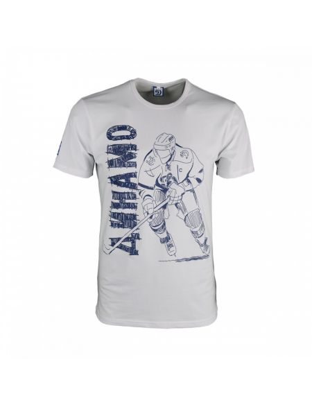 T-shirt Dynamo Moscow NDM56 Dynamo Msk KHL FAN SHOP – hockey fan gear, apparel and souvenirs