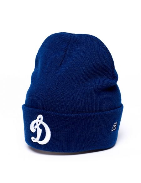 Hat Dynamo Moscow 11623 Dynamo Msk KHL FAN SHOP – hockey fan gear, apparel and souvenirs