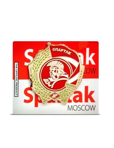 Значок Спартак  Значки КХЛ ФАН МАГАЗИН – фанатская атрибутика, одежда и сувениры